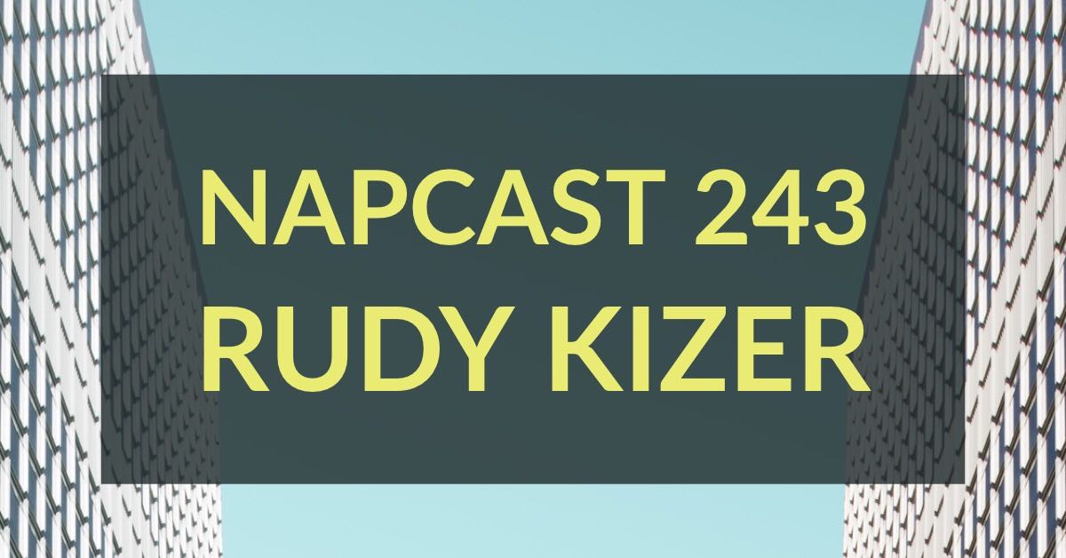 [Mix] NAP DNB presents NAPCast 243 - Rudy Kizer